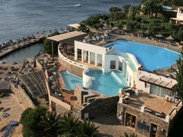 Hotels in elounda hotels elounda greece luxury hotels for Design hotel crete